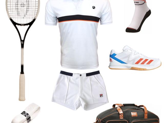 Vintage Squash Kit